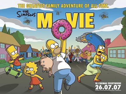 """""""The SimpsonsMovie"""""""