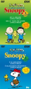 """I cartoni animati di Snoopy & friends"", volumi 1-2"