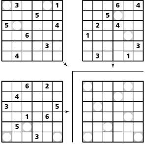 """Sudoku """"4 da3″"""