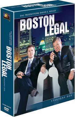 """""""Boston Legal - StagioneDue"""""""