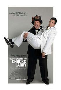 """I Now Pronounce You Chuck &Larry"""