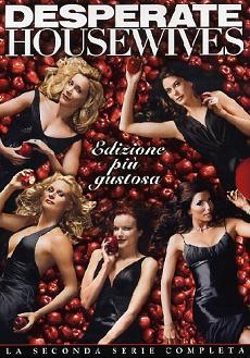 """Desperate Housewives - La seconda serie completa"""