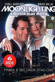 """Moonlighting - Prima & seconda stagione"""