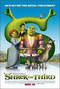 """Shrek the Third"""