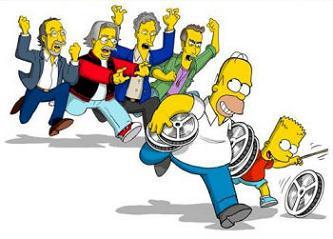 I Simpson arrivano alcinema