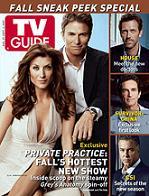 """""""TV Guide"""", 22 agosto2007"""