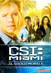 C.S.I.: Miami, il giocomobile