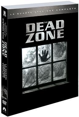 """""""The Dead Zone - La quarta stagionecompleta"""""""