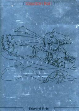 """""""FullMetal Alchemist - Deluxe Edition"""", Collector's Box1"""