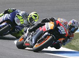 MotoGP del Portogallo - Rossi torna allavittoria