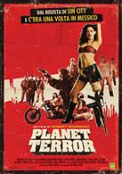 """Grindhouse: PlanetTerror"""