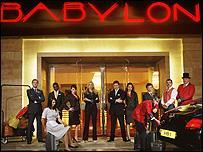 HotelBabylon