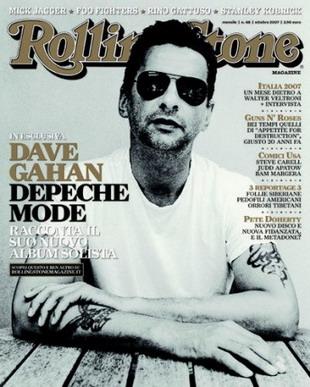 """Rolling Stone"", ottobre2007"