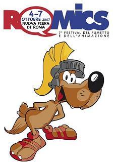 Romics2007