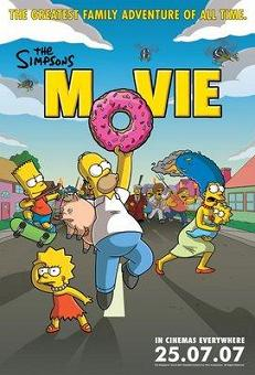"""The Simpsons Movie"""