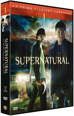 """""""Supernatural - La prima stagionecompleta"""""""