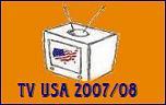 TV USA 2007/08