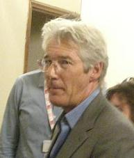 Venezia 2007, Richard Gere