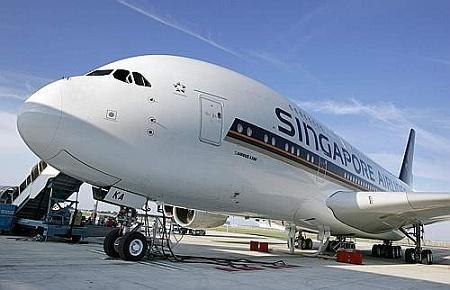 Il primo AirbusA380