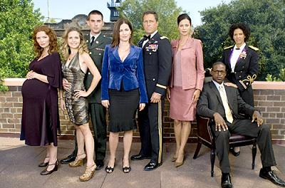 Army Wives, il cast