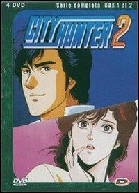 """""""City Hunter 2 - Serie completa - Box 1 di 3″"""