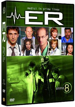 """""""E.R. Medici in prima linea - Anno8"""""""