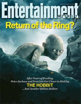 """Entertainment Weekly"", 12 ottobre2007"