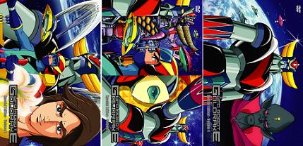 """Ufo Robot Goldrake - Special Edition"", DVD2-4"