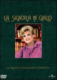 """""""La signora in giallo - Stagione5"""""""