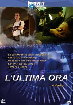 """L'ultima ora - Volume 1″"