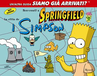 Guida a Springfield, la città deiSimpson