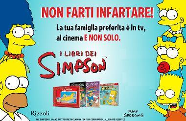 Le novità Simpson pubblicate daRizzoli