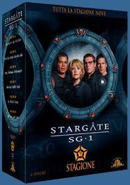 """""""Stargate SG-1 - Tutta la stagioneNove"""""""