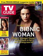 """TV Guide"", 3 ottobre2007"