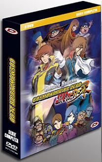 """Harlock Universe: Cosmowarrior Zero - Seriecompleta"""