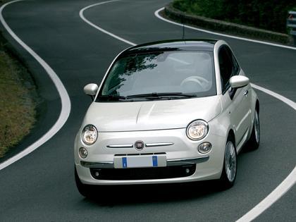 La Fiat 500 è l'Auto dell'Anno2008