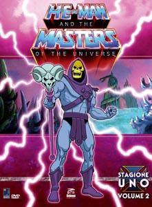"""He-Man and the Masters of the Universe - Stagione 1, volume 2″"