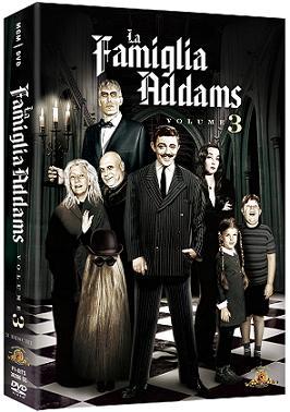 """""""La famiglia Addams - Volume3″"""
