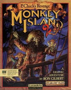 """Monkey Island 2: LeChuck'sRevenge"""