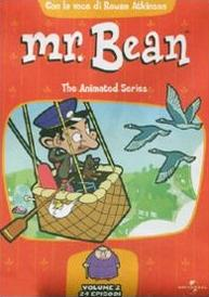 """Mr. Bean - The Animated Series - Volume 2″"
