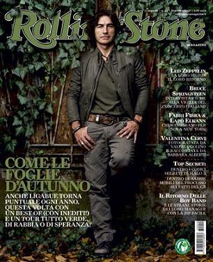 """""""Rolling Stone"""", dicembre 2007"""