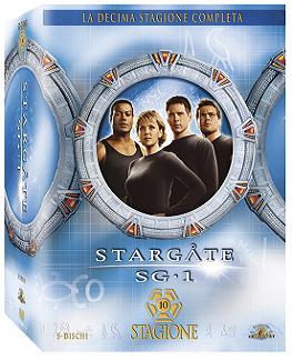 """""""Stargate SG-1 - La decima stagionecompleta"""""""