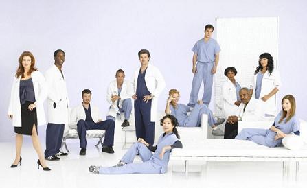 Grey's Anatomy stagione4