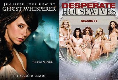 Su RaiDue Ghost Whisperer anno 2 e Desperate Housewives anno3