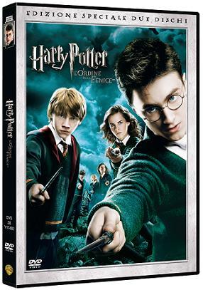 """""""Harry Potter e l'Ordine della Fenice - Edizione speciale duedischi"""""""