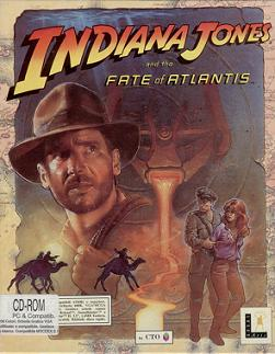 """Indiana Jones and the Fate of Atlantis"""