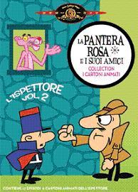 """""""La Pantera Rosa e i suoi amici - Collection I cartoni animati - L'ispettore - Volume2″"""