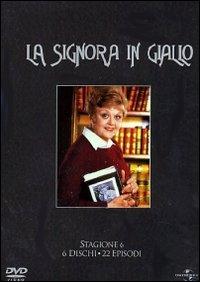 """""""La signora in giallo - Stagione 6"""""""