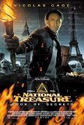 """National Treasure: Book of Secrets"""