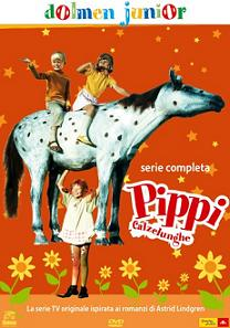 """Pippi Calzelunghe - Serie completa"""